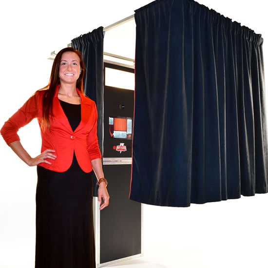 hot Flash Photobooths - Choice Package