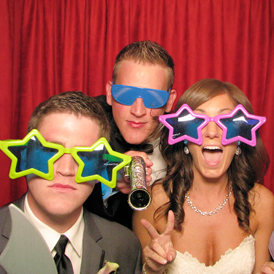 Not Just DJs! We Also Have Pittsburgh's Favorite Photo Booths.