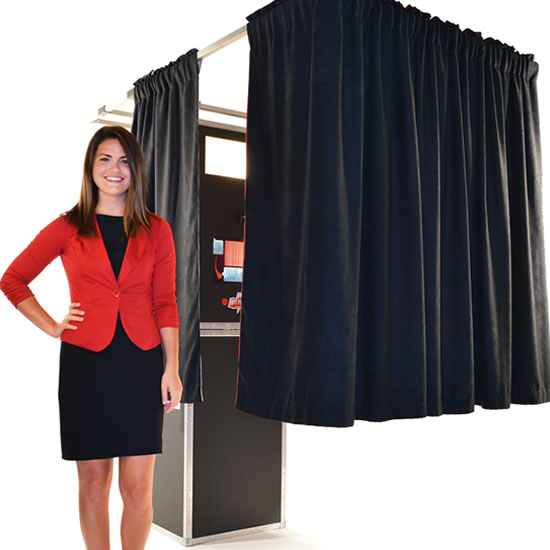 Hot Flash Photobooths - Classic Package