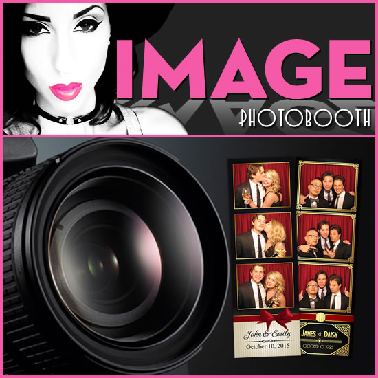 Choice Wedding Photo Booth Rental Package