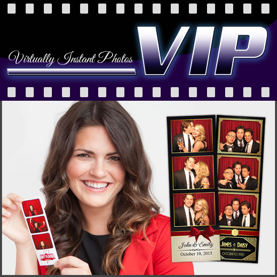 VIP Ultimate Wedding Photo Booth Rental Package