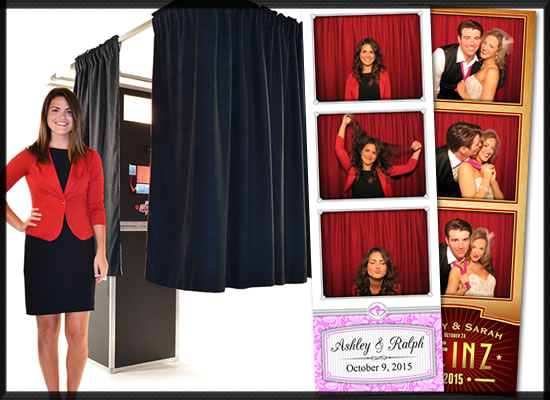 IMAGE Wedding Photo Booth Package